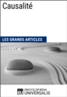 Causalite : Les Grands Articles d'Universalis - eBook