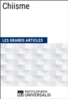 Chiisme : Les Grands Articles d'Universalis - eBook