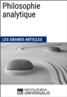 Philosophie analytique : Les Grands Articles d'Universalis - eBook