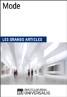 Mode : Les Grands Articles d'Universalis - eBook