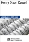 Henry Dixon Cowell : Les Grands Articles d'Universalis - eBook