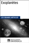 Exoplanetes : Les Grands Articles d'Universalis - eBook