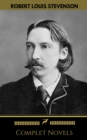 Robert Louis Stevenson: Complete Novels (Golden Deer Classics) - eBook