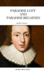 Paradise Lost and Paradise Regained - eBook