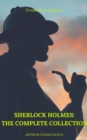 Sherlock Holmes: The Complete Collection (Best Navigation, Active TOC) (Prometheus Classics) - eBook