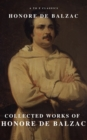 Collected Works of Honore de Balzac with the Complete Human Comedy - eBook