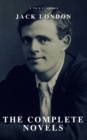 Jack London: The Complete Novels - eBook