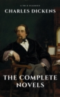 Charles Dickens  : The Complete Novels - eBook