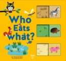 Who Eats What? - Book