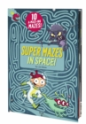 Super Mazes in Space! - Book