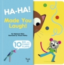 Ha-ha! Made You Laugh! - Book
