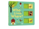 Who Lives Where? - Book