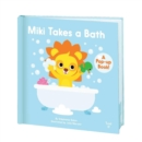 Miki Takes a Bath - Book