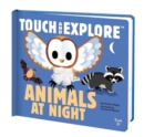 Touch and Explore: Animals at Night - Book