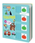 Matching Game Book: Colors - Book