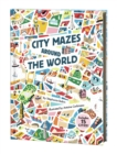 City Mazes Around the World - Book