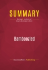 Summary: Bamboozled : Review and Analysis of Angela McGlowan's Book - eBook