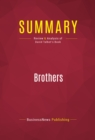 Summary: Brothers : Review and Analysis of David Talbot's Book - eBook
