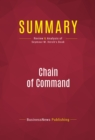 Summary: Chain of Command : Review and Analysis of Seymour M. Hersh's Book - eBook