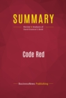 Summary: Code Red : Review and Analysis of David Dranove's Book - eBook