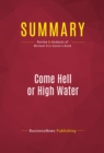 Summary: Come Hell or High Water : Review and Analysis of Michael Eric Dyson's Book - eBook