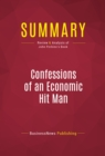 Summary: Confessions of an Economic Hit Man : Review and Analysis of John Perkins's Book - eBook