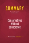 Summary: Conservatives Without Conscience : Review and Analysis of John Dean's Book - eBook
