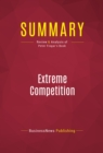 Summary: Extreme Competition : Review and Analysis of Peter Fingar's Book - eBook