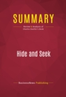 Summary: Hide and Seek : Review and Analysis of Charles Duelfer's Book - eBook