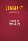 Summary: Liberty of Conscience : Review and Analysis of Martha Nussbaum's Book - eBook