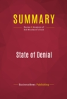 Summary: State of Denial : Review and Analysis of Bob Woodward's Book - eBook