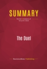 Summary: The Duel : Review and Analysis of Tariq Ali's Book - eBook