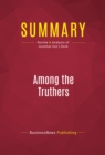 Summary: Among the Truthers : Review and Analysis of Jonathan Kay's Book - eBook