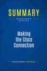 Summary: Making the Cisco Connection : Review and Analysis of Bunnell's Book - eBook