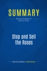 Summary: Stop and Sell the Roses : Review and Analysis of McCann's Book - eBook