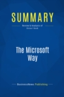 Summary: The Microsoft Way : Review and Analysis of Stross' Book - eBook