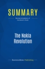 Summary: The Nokia Revolution : Review and Analysis of Steinbock's Book - eBook