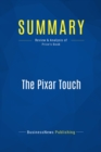 Summary: The Pixar Touch : Review and Analysis of Price's Book - eBook