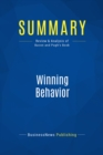 Summary: Winning Behavior : Review and Analysis of Bacon and Pugh's Book - eBook