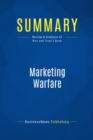 Summary: Marketing Warfare : Review and Analysis of Ries and Trout's Book - eBook