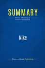 Summary: Nike : Review and Analysis of Strasser and Becklund - eBook