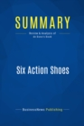 Summary: Six Action Shoes : Review and Analysis of de Bono's Book - eBook