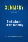 Summary: The Customer Driven Company : Review and Analysis of Whiteley's Book - eBook