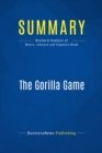 Summary: The Gorilla Game : Review and Analysis of Moore, Johnson and Kippola's Book - eBook