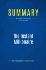Summary: The Instant Millionaire : Review and Analysis of Fisher's Book - eBook