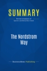 Summary: The Nordstrom Way : Review and Analysis of Spector and McCarthy's Book - eBook