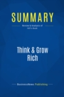 Summary: Think & Grow Rich : Review and Analysis of Hill's Book - eBook