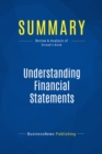 Summary: Understanding Financial Statements : Review and Analysis of Straub's Book - eBook