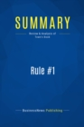 Summary: Rule #1 : Review and Analysis of Town's Book - eBook