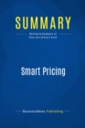 Summary: Smart Pricing : Review and Analysis of Raju and Zhang's Book - eBook